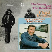 Super Country Hits & The Young and the Restless CD