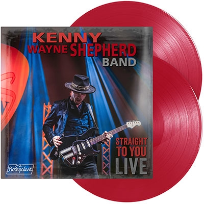 Straight To You: Live<Red Transparent Vinyl> LP