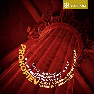 Prokofiev: Symphonies No.4, No.6, No.7, Piano concertos No.4, No.5 SACD Hybrid