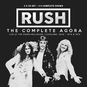 The Complete Agora CD