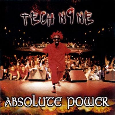 Tech N9ne/Absolute Power  [PA] [CD+DVD][1001]