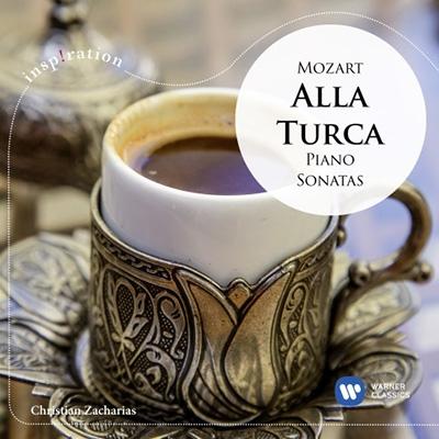 クリスティアン・ツァハリアス/Mozart: Alla Turca - Piano Sonatas[2564648992]