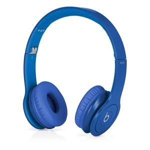 beats by dr.dre Solo HD オンイヤー・ヘッドフォン Matte Blue