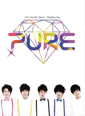 Pure (Korea)/Wedding Day: 2nd Mini Album[L200000975]