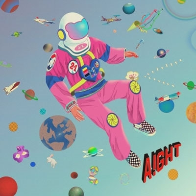 Aight: 1st Single 12cmCD Single