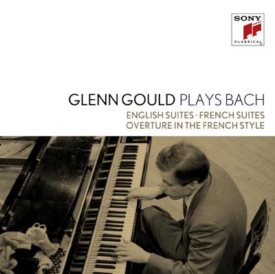 グレン・グールド/Glenn Gould Plays J.S.Bach - English Suites BWV.806-BWV.811, French Suites BWV.812-BWV.817, etc[88725411892]