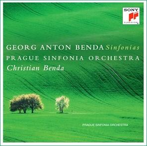 クリスティアン・ベンダ/Georg Anton Benda: Sinfonias [88875186192]