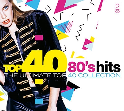 Top 40 - 80's Hits[88985363502]