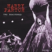 University of Illinois Ensemble/The Harry Partch Collection Vol.4 -The Bewitched-A Dance Satire / John Garvey(cond), University of Illinois Musical Ensemble[806242]