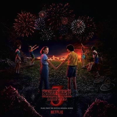 Stranger Things: Soundtrack from the Netflix Original Series, Season 3 CD