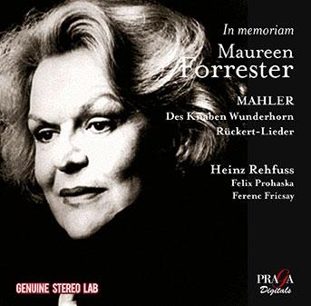 モーリーン・フォレスター/In Memoriam Maureen Forester [PRD250313]