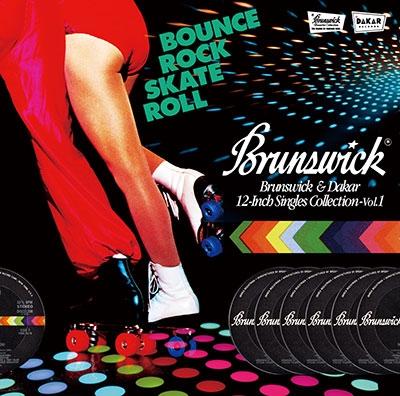 ブランズウィック&ダカー 12インチ・シングル・コレクション VOL.1<期間限定価格盤> CD