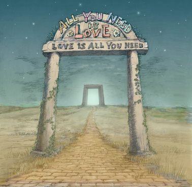All You Need Is Love [CD+DVD]