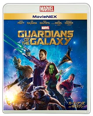 ジェームズ・ガン/ガーディアンズ・オブ・ギャラクシー MovieNEX [Blu-ray Disc+DVD][VWAS-2943]