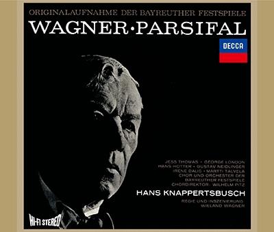 ハンス・クナッパーツブッシュ/ワーグナー: 舞台神聖祝典劇「パルジファル」 (1962年録音) [PROC-1670]