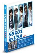 SS501/SS501 in USA -完全版- スペシャルオフショットDVD [OPSD-S922]