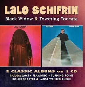 Lalo Schifrin/Black Widow/Towering Toccata[ROBIN9CD]