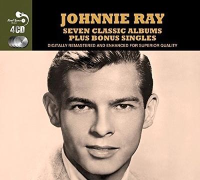 Johnnie Ray/Seven Classic Albums Plus Bonus Singles[RGMCD127]