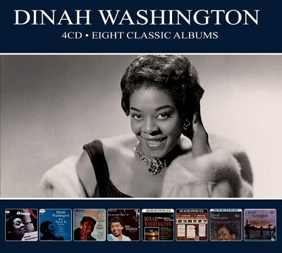 Eight Classic Albums CD