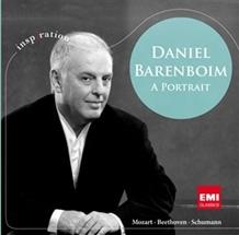 ダニエル・バレンボイム/Daniel Barenboim - A Portrait: Mozart, Beethoven, Schumann[CDZW0878962]