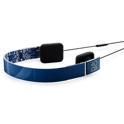 BeoPlay ヘッドフォン フォーム 2i リミテッドエディション Blue