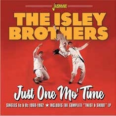 The Isley Brothers/Just One Mo' Time Singles As &Bs, 1960-1962[JASCD1020]