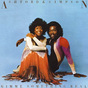 Ashford & Simpson/Gimme Something Real [WUND27392]