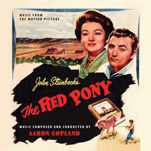 アーロン・コープランド/The Red Pony/The Heiress [ISC373]