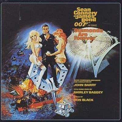 John Barry/Diamonds Are Forever[5414202]