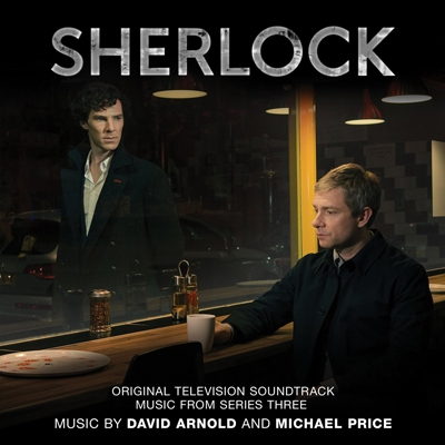 David Arnold/Sherlock Series 3[SILCD1438]