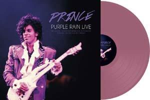 Purple Rain Live LP