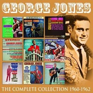 George Jones/The Complete Collection: 1960-1962[EN4CD9043]