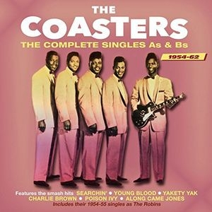 The Coasters/The Complete Singles As & Bs 1954-1962