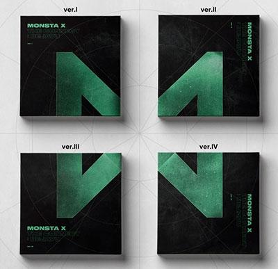 MONSTA X/The Connect:Dejavu: 6th Mini Album (ランダムバージョン)[L100005478]