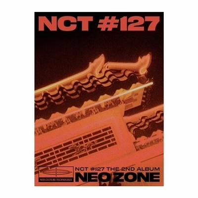 NCT#127 Neo Zone: NCT 127 Vol.2 (T Ver.) CD