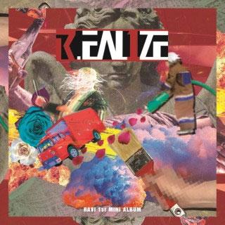 R.EAL1ZE: 1st Mini Album CD