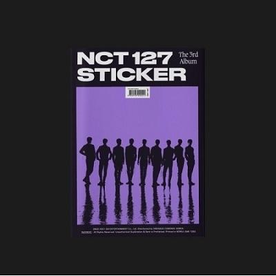 Sticker: NCT 127 Vol.3 (STICKER VER.) CD