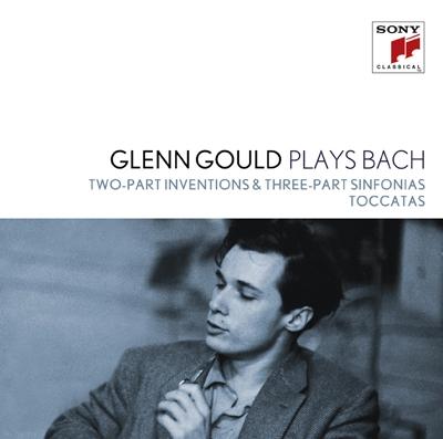 グレン・グールド/Glenn Gould Plays J.S.Bach - Two-Part Inventions & Three-Part Sinfonias BWV.772-BWV.801, etc[88725411882]