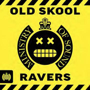Old Skool Ravers[MOSCD496]