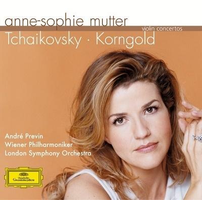 アンネ=ゾフィー・ムター/チャイコフスキー&コルンゴルト: ヴァイオリン協奏曲[B0003526]