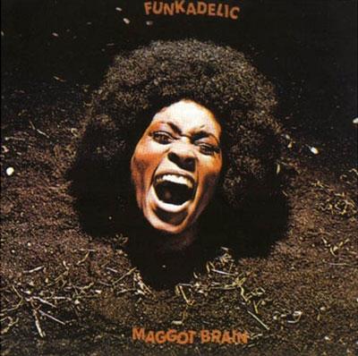 Funkadelic/Maggot Brain (UK)[CDHP030]