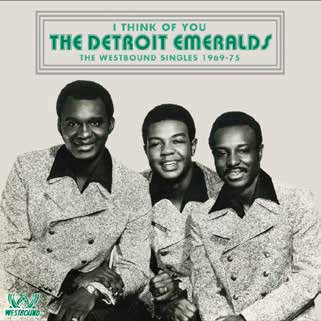 The Detroit Emeralds/I Think Of You - The Westbound Singles 1969-75[CDSEWD160]