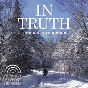 ルーカス・リッチマン/Lucas Richman: In Truth[TROY1583]