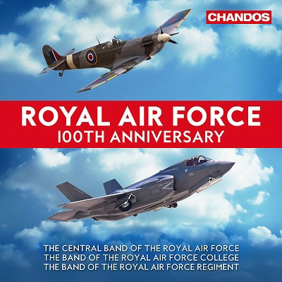 Royal Air Force 100th Anniversary CD