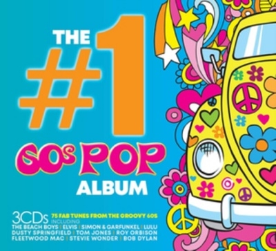 The #1 Album: 60s Pop[19075953152]