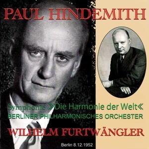ヴィルヘルム・フルトヴェングラー/ヒンデミット: 交響曲「世界の調和」、ベートーヴェン: 交響曲第1番ハ長調 Op.21、R.シュトラウス: 交響詩「ドン・ファン」Op.20[TKC353]