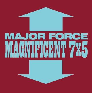 Various (J-Pop)/MAJOR FORCE MAGNIFICENT 7×5[HR7S-030]