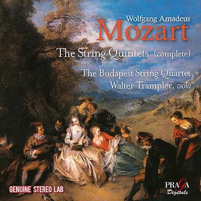 モーツァルト: 弦楽五重奏全集