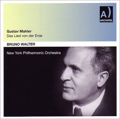 ブルーノ・ワルター/Mahler: Das Lied von der Erde[ARPCD0512]