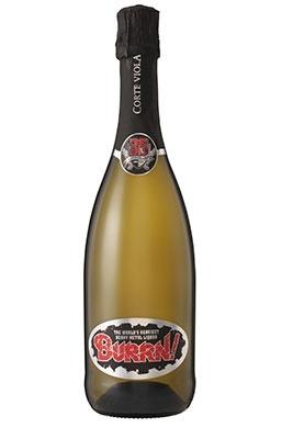 BURRN!35周年記念スパークリングワイン お酒